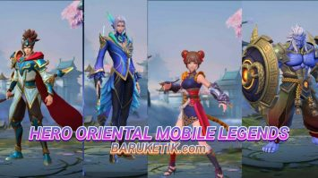 Hero Oriental Mobile Legends
