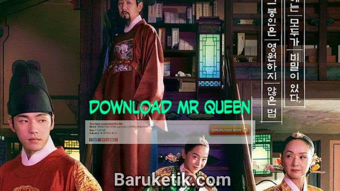 Link Download Drakor Mr Queen Sub Indo Full Eps