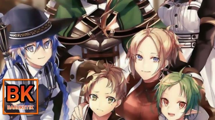 Link Download Mushoku Tensei Anime